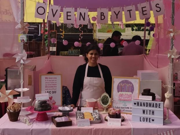 Baking Business - Setting Up a Stall